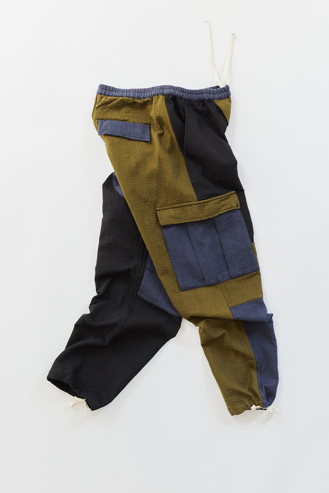 GORECKI CARGO PANT - THE LEFTOVER PATCHWORK