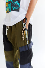 Load image into Gallery viewer, GORECKI CARGO PANT - THE LEFTOVER PATCHWORK