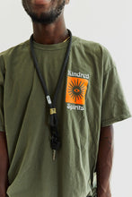 Load image into Gallery viewer, ALLCAPSTUDIO X 18 EAST KINDRED SPIRITS TEE - ARMY GREEN