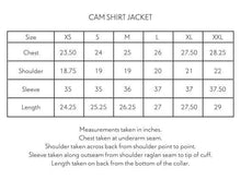 Load image into Gallery viewer, CAM SHIRT JACKET - BLACK/WHITE MOLLOY & SONS DONEGAL BASKETWEAVE TWEED