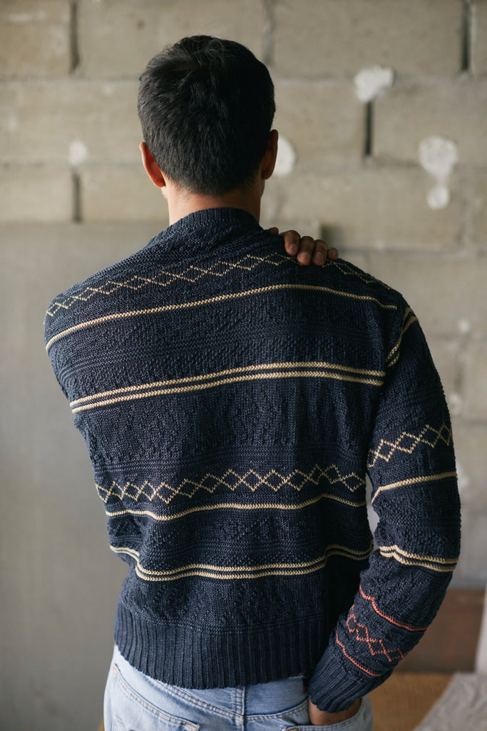 VAN HEMP CREWNECK SWEATER