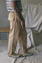 Load image into Gallery viewer, KARMA EASY PANT - SAND TWILL