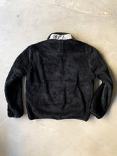Load image into Gallery viewer, CHARLOTTE SHERPA JACKET - BLACK FLEECE
