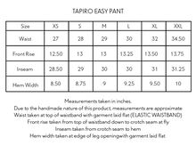 Load image into Gallery viewer, TAPIRO EASY PANT - TOBACCO GAUZE BACK HERRINGBONE