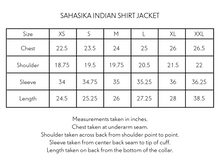 Load image into Gallery viewer, SAHASIKA - PATCHWORK KANTHA INDIGO CHAMBRAY