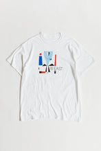 Load image into Gallery viewer, SOLARIUM TEE - WHITE
