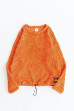 Load image into Gallery viewer, BENJI CREWNECK SWEATSHIRT - ORANGE
