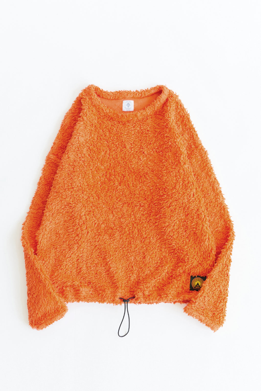 BENJI CREWNECK SWEATSHIRT - ORANGE