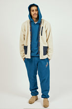 Load image into Gallery viewer, 18 EAST X STANDARD ISSUE SWEATPANT - PETROL BLUE