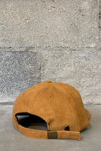 Load image into Gallery viewer, STUDIO CORDUROY BALLCAP - CARAMEL