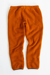 MANSFIELD FLEECE PANT - TERRA COTTA