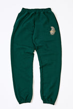 Load image into Gallery viewer, 18 EAST X STANDARD ISSUE SWEATPANT - FOREST GREEN