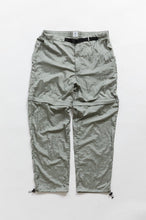 Load image into Gallery viewer, TREK ZIP OFF CLIMBING PANT - SILVER TRILOBAL NYLON