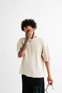 STANDARD ISSUE FOR 18 EAST - OAT S/S THERMAL CREWNECK