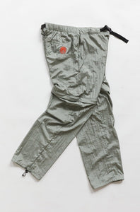 TREK ZIP OFF CLIMBING PANT - SILVER TRILOBAL NYLON