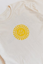Load image into Gallery viewer, LONG TRAIL TEE - UNDYED COTTON