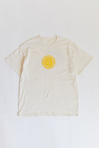 LONG TRAIL TEE - UNDYED COTTON