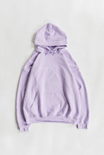 Load image into Gallery viewer, RADIANCE HOODED SWEATSHIRT - ORCHID / WHITE