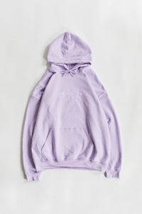 RADIANCE HOODED SWEATSHIRT - ORCHID / WHITE
