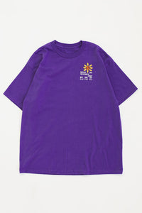 SUN STUDIO TEE - PURPLE