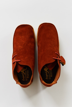 Load image into Gallery viewer, PADMORE & BARNES SINGLE PIECE BOOT - SNUFF SUEDE