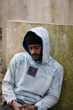 Load image into Gallery viewer, 18 EAST x STANDARD ISSUE HOODIE - INDIGO DABU RESIST DYE