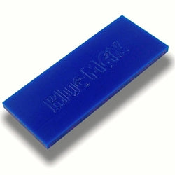 "5"" BLUE MAX SQUARED SQUEEGEE BLADE"