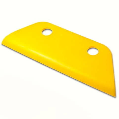 YELLOW TAIL FIN SQUEEGEE (FIRM)