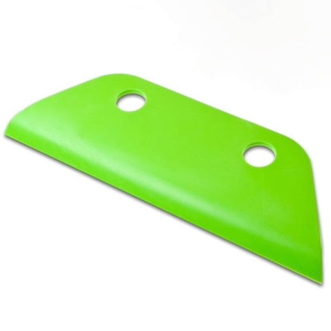 GREEN TAIL FIN SQUEEGEE (SOFT)