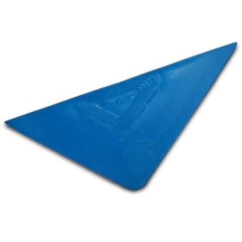 BLUE TRI-EDGE HARD CARD