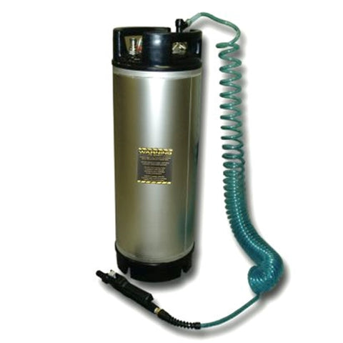 5 Gal Stainless Steel Pressurized Sprayer