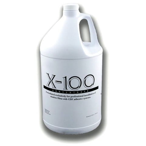 1 GAL. X-100 CLEANING AND APPLICATION SOLUTION