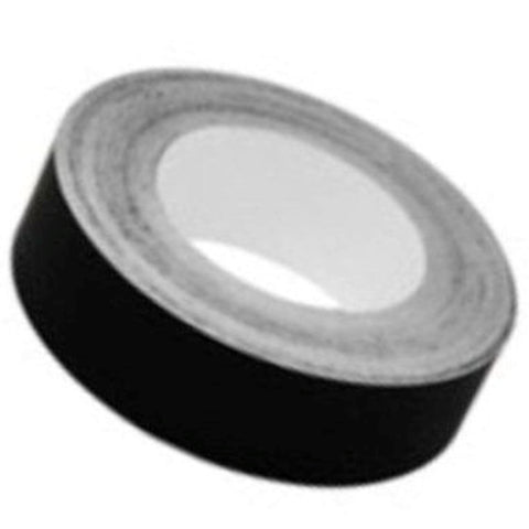 "1 1/2"" MATTE BLACK OUT TAPE (150 FT ROLL)"