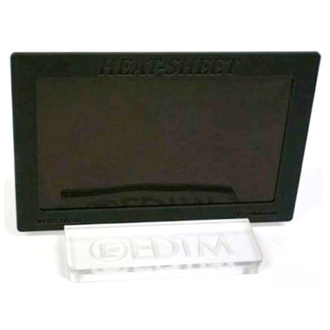 EDTM HS2052 ACRYLIC BASE FOR HEAT SHEET