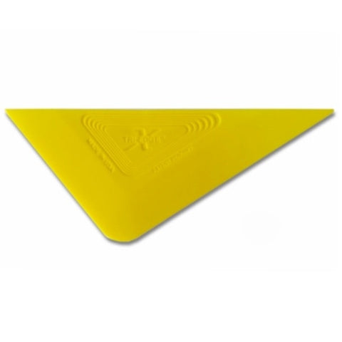 YELLOW TRI-EDGE X HARD CARD