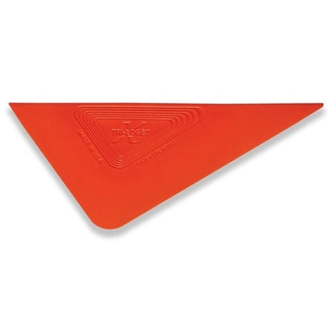 ORANGE TRI-EDGE X HARD CARD