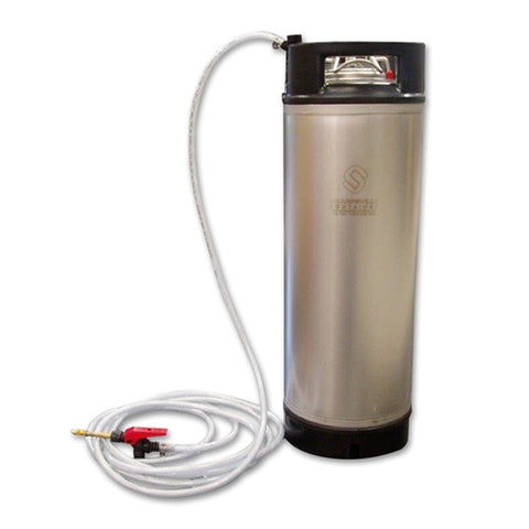 5 GAL STAINLESS STEEL SPRAYER WITH GILMORE NOZZLE