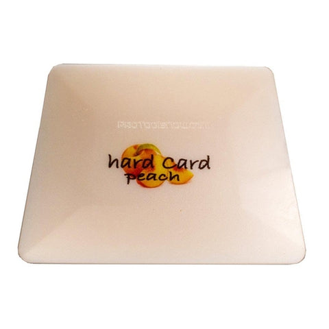 PEACH HARD CARD