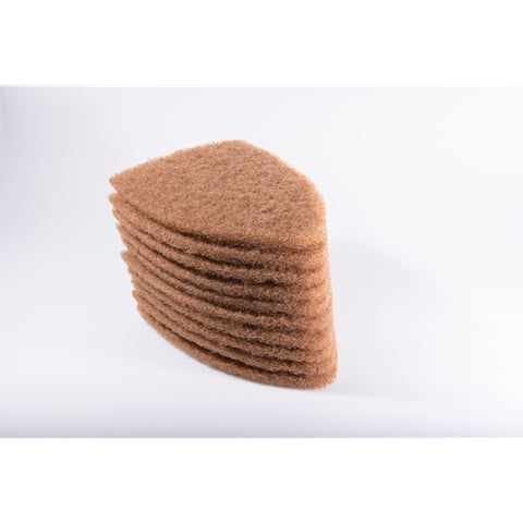 SCRUB-IT PADS - TAN (10 PK.)
