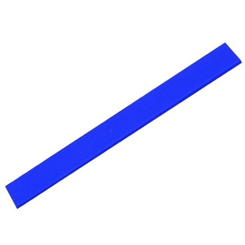 "6"" BLUE CHANNEL SQUEEGEE BLADE"