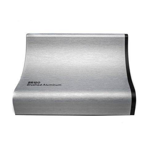 2080 Series - Textured Brushed Aluminum BR120