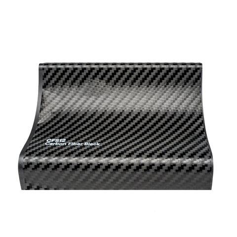 2080 Series - Textured Carbon Fiber Black CFS12