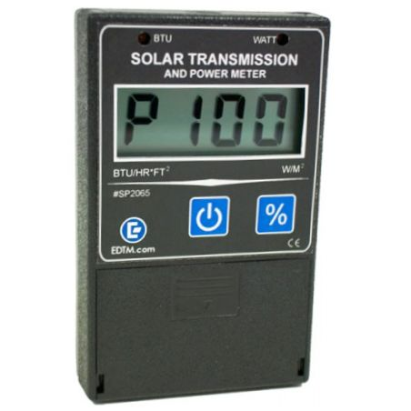 EDTM SP2065 SOLAR XMISSION & POWER METER