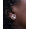 kiss me stud Earrings