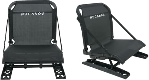 Nucanoe Flint Fusion Seat-Fishing kayaks by Columbia Kayaks