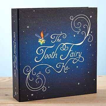 Kids Book Kit The Tooth Fairy