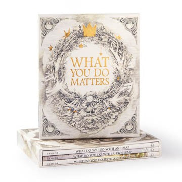 Kids Gift Book Pack What You Do Matters