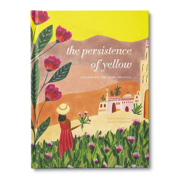 Gift Book The Persistance Of Yellow