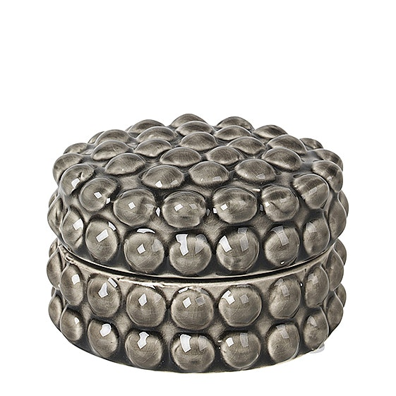 BROSTE Deco Box Dotty Rock Ridge