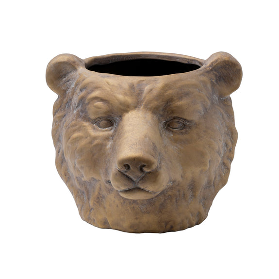 TIMON PLANTER - GOLD
